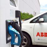 Software voor ABB snelladers en laadinfrastructuur